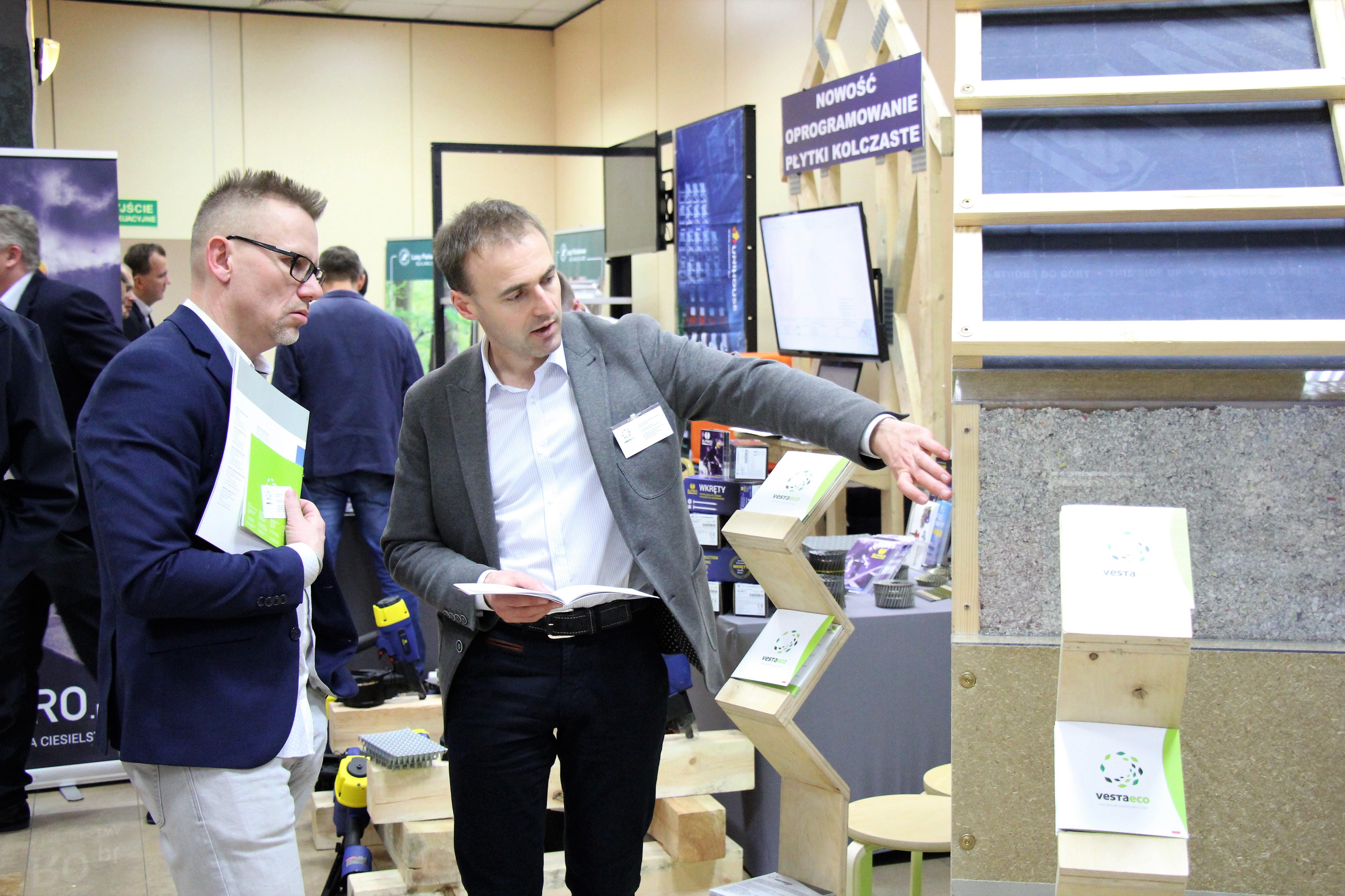 STEICO będzie produkować elementy prefabrykowane dla budownictwa drewnianego